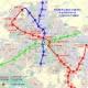 3 столични квартала без метро, обсъждат 6 варианта за строежа